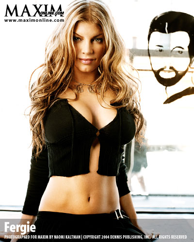 Fergie | Abs Girls Fergie