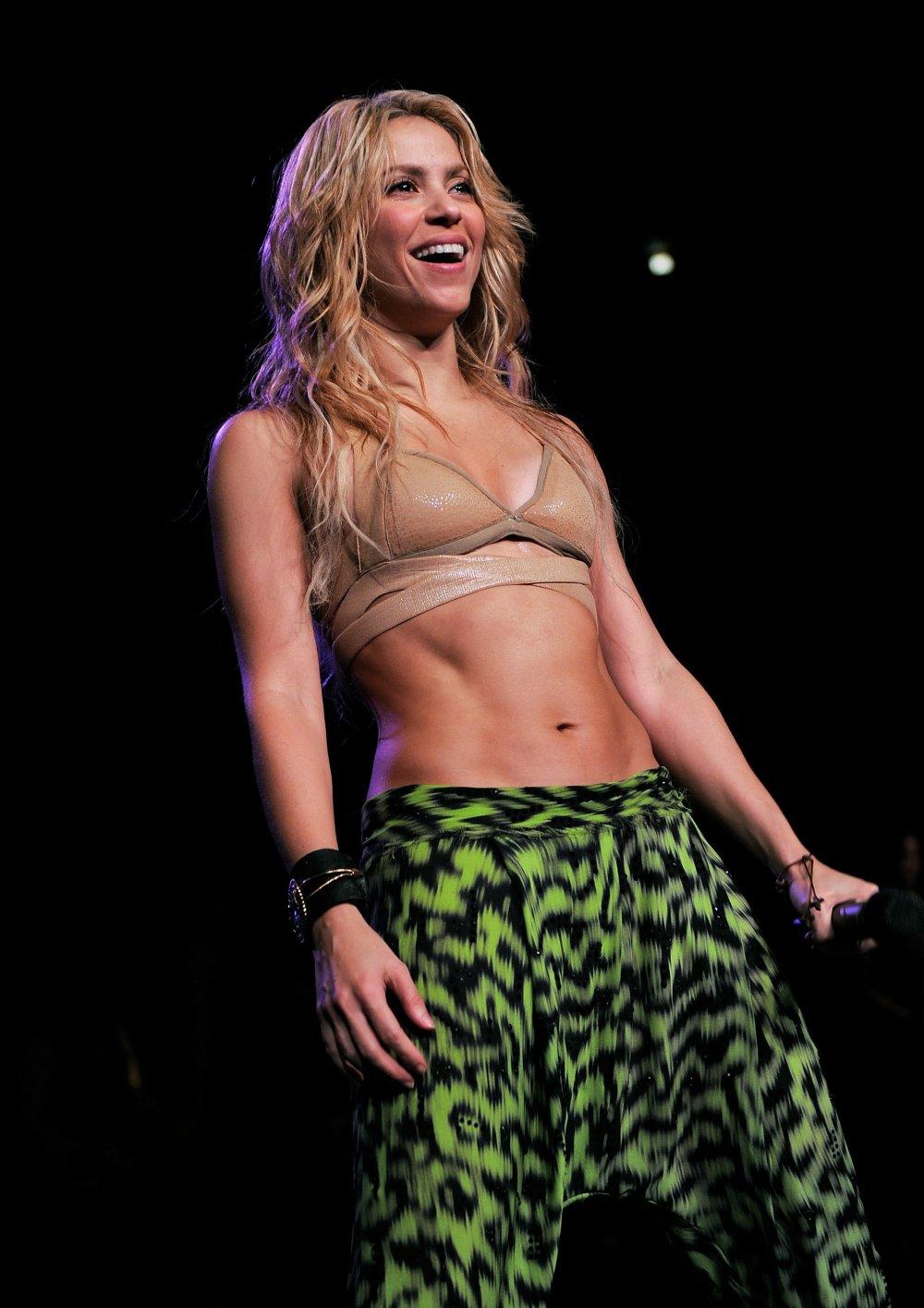 Shakira Sexy Movie