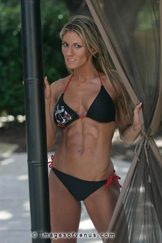 bodybuilder marie Female abby