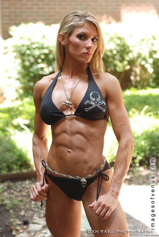 Are Girls with hard abs